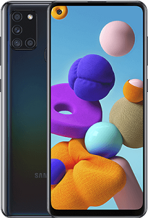 Samsung a21s telefoon reparatie voorburg den haag optie1 gsmfixzone